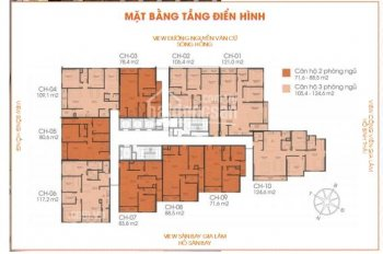 Nhận nhà ở ngay với chính sách hấp dẫn mới nhất của Berriver Long Biên, LH: 0981.93.9191