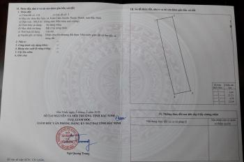 Bán đất nền thổ cư 100m2, MT 5m, đường rộng 7m, khu đô thị Bắc Hà, Xuân Lâm, Thuận Thành