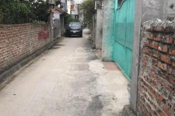 Bán nhanh lô đất Đông Dư, Gia Lâm, DT 40m2, giá 1.050 tỷ ô tô vào, LH 0986253572