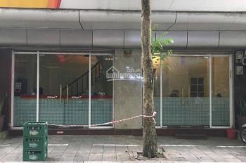 Cho thuê nhà mặt phố Nguyễn Công Trứ, DT 90m2, MT 10m, giá 70tr/th. LH em Hiếu 0974739378