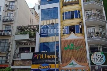 Bán gấp MT Lê Lai, P. Bến Thành Q.1 DT: 4x15m trệt 5 lầu HDT: 70tr/th giá 35 tỷ TL SĐT: 0903997875