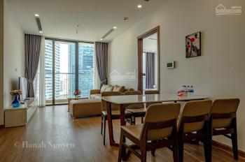 Cho thuê căn hộ chung cư Vinhomes Sky Lake, Phạm Hùng, DT 80m2, 2 PN, full nội thất giá 17 triệu/th