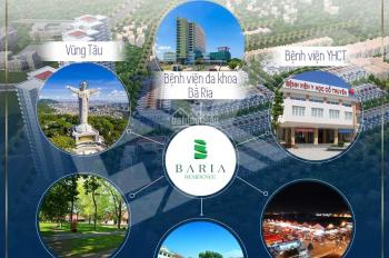 Đất ở đô thị giá rẻ tại TP Bà Rịa. 0912.988.448 - 0912.788.448