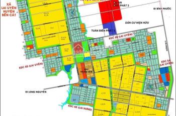 BÁN ĐẤT SỔ ĐỎ DA GOLDEN FUTURE CITY NGAY QUỐC LỘ 13, LIỀN KỀ KCN BÀU BÀNG, LH: 0328.533.035