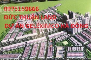 Bán đất liền kề khu D Geleximco 120m2 vị trí đẹp giá siêu rẻ thấp nhất thị trường, 28tr/m2