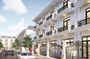 Mở bán nhà phố mặt tiền Tỉnh lộ 884 trung tâm TP. Bến Tre diện tích 4,5x15,5m xây 2 lầu giá 2,1 tỷ