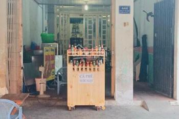 Bán nhà mặt tiền 444 Tân Kỳ Tân Quý, Q Tân Phú, 4.6 x 35m, 1 lầu. Ngay siêu thị Aeon