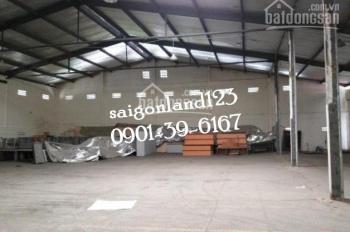 Cho thuê kho 1000m2 đường Nguyễn Thị Định. Giá 88 triệu/tháng