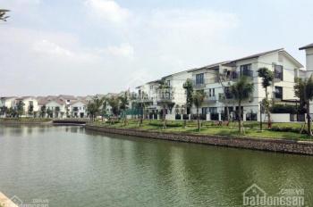 Bán gấp, cắt lỗ sâu biệt thự ven hồ to Nam An Khánh