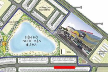 Chính chủ bán gấp căn shophouse Hải Âu 2 trung tâm biển hồ nhân tạo 6,1 ha, 90m2, LH: 0913517789