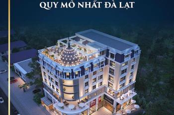 Ra mắt dự án trung tâm thương mại và khách sạn tại Đà Lạt
