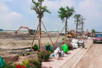 Bán đất nền dự án ngay sát quốc lộ 13, cách ngã ba Bàu Bàng chỉ 500m, hướng đi về TTTX Bến Cát.