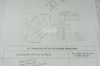 Bán nhà MTNBộ 6m Tân Hóa Phường 1 Quận 11 giá 9.5 tỷ