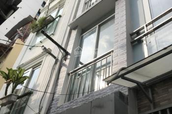 Nhà xây 4 tầng đúc đẹp - P. Bến Thành, Quận 1 - DTSD: 85m2 - HĐ 20tr/th - LH: 081.7979.222 (Nghĩa)