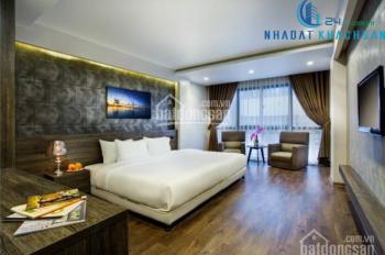 Bán khách sạn 9 tầng, mặt tiền 5m, phố Hàng Cháo, tổng 30 phòng