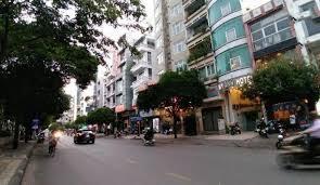 Cần bán MT Lê Lai, Phường Bến Thành, Quận 1; 5 lầu 4x16m giá 35 tỷ