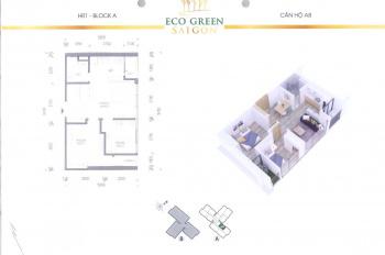 Chính chủ bán căn HR1A2608 đẹp nhất Eco Green 0374656000