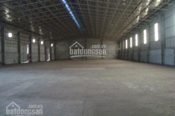 Bán 3600m2 nhà xưởng cụm công nghiệp Phú Thụy, Gia Lâm, lô góc 3 mặt tiền