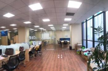 Cho thuê văn phòng trung tâm quận Thanh Xuân, trang thiết bị đầy đủ, chuyển vào làm việc ngay