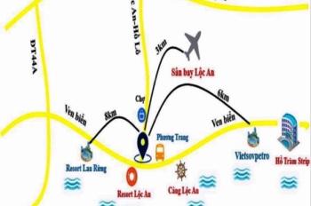 Đất đẹp tại Phước Hội, Đất Đỏ - DT 5.100m2 mặt tiền khủng 85m thích hợp phân lô bán giá chỉ 7.5 tỷ
