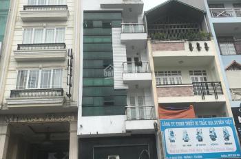 Bán nhà MT vị trí siêu đẹp Nguyễn Văn Nghi, p4, Gò Vấp. DT 4x30m, 4 lầu, giá 20 tỷ TL, 0919588209