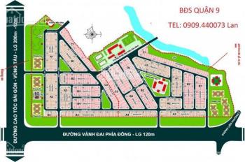 Bán lô đất ngang 6m, hợp đồng Địa Ốc 3, dự án Phát Triển Nhà Quận 3, Phú Hữu, Q9, LH:0973.102.862