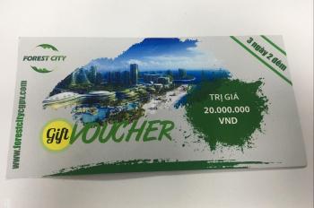 Tặng ngay 1 chuyến du lịch Malaysia, khi khách hàng mua sản phẩm mới của CĐT Phú Hồng Thịnh