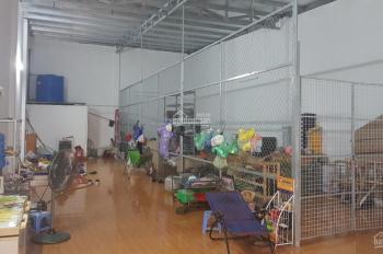 Bán kho xưởng tại gần ngay chợ xóm 6 Ninh Hiệp, diện tích: 152 m2, mặt tiền: 4.5m, dài: 21.87m