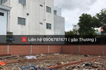 Bán đất có nhà cấp 4, 4.5 x 16m hẻm 4m chợ Hoàng Hoa Thám, P. 5, Bình Thạnh; 7.4 tỷ