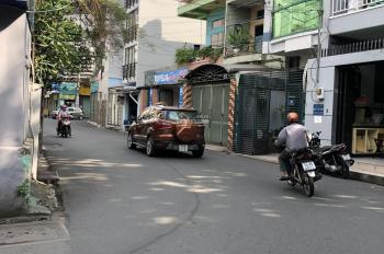 Nhà mặt tiền Hiệp Nhất, Phường 4, Quận Tân Bình. DT: 4x20m, 3 lầu ốp kính, giá chỉ 13,95 tỷ