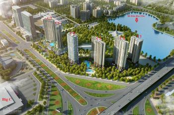 Bán cắt lỗ 1,5 tỷ căn 3PN chung cư D'capitale Trần Duy Hưng 95m2, vay NH LS 0% 24th. LH: 0982629111