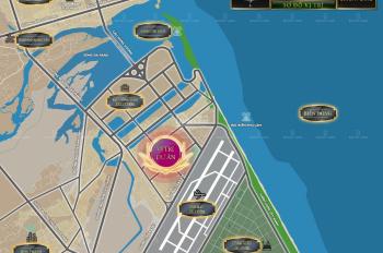 Mở bán dự án khu đô thị ven Biển Tuy Hòa, đã có Sổ, cạnh bên khu đô thị sinh thái FLC, chỉ 1,6 tỷ