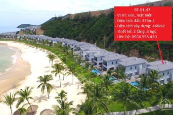 Chú Tuấn, cần bán gấp biệt thự Vinpearl Nha Trang, cắt lỗ 1 tỷ, mặt biển rất đẹp - 0934.555.420