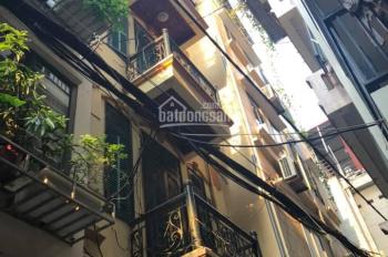 Bán nhà phố Kim Mã, ô tô phân lô kinh doanh, 42m2, 4 tầng, giá 6.65 tỷ