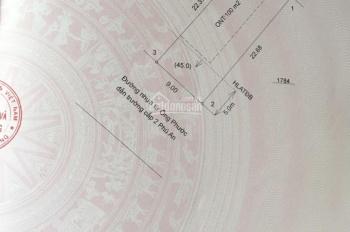 Đất 202m2, Phú An, Bến Cát, giá 2,1 tỷ