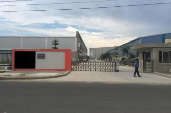 Cho thuê 1080m2 mặt bằng kho, xưởng khu công nghiệp Hoà Khánh mở rộng