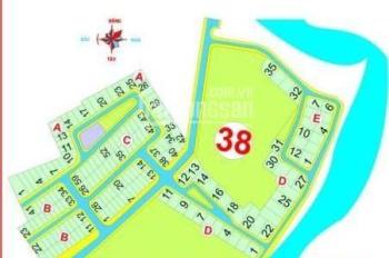 Chính chủ bán đất biệt thự 8x20m xây dựng tự do, đã có sổ hồng riêng gần Villa Park, gọi 0982667473