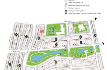 Bảo Lộc Capital bán lô góc D5, đối diện TTTM, khu thể thao, gần hồ, 165m2 - 1.35 tỷ - Bao Sang Tên