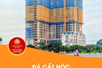 Bán căn hộ Việt Hưng giá siêu ưu đãi 1tỷ872tr/m2 (Duy nhất 3 căn hộ tầng đẹp)