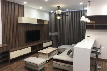Cho thuê chung cư Sun Grand City Thụy Khuê, 3PN, 133m2, full đồ, giá 28 triệu/tháng. LH: 0989862204
