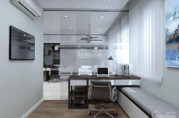 Cho thuê officetel CC River Gate Q4, 30m2, full nội thất đẹp, giá 14 triệu/tháng, LH 0901414505