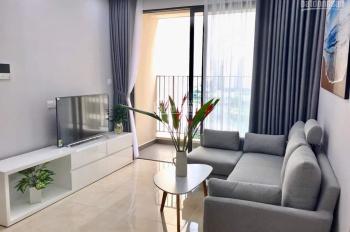 Cho thuê CHCC Vinhomes Green Bay, 2PN, đủ nội thất,  giá 13,5 tr/tháng. LH 0913.794.782