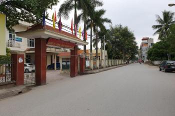Hàng mới hợp đầu tư chia lô, Quang Lãm dt 117m2, đường ô tô, chia 3 cực đẹp. Giá 25 triệu/m2