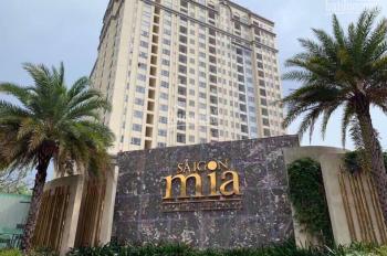 Giỏ hàng cập nhật căn hộ Sài Gòn Mia nhà mới 100%, tặng 1 năm PQL, nhận nhà ở ngay, LH 093 100 3368