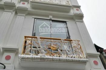 Bán nhà phố Lê Trọng Tấn, ngay Park city-Hà Đông, thoáng 2 mặt, dt 33m2*4T, giá 2.1 tỷ 0869306883
