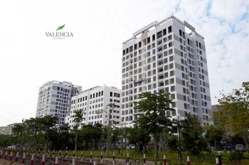 Gía siêu ưu đãi dự án Valencia Garden giá căn hộ 3PN 1,8tỷ , CK 5% ,VAY NH 0%