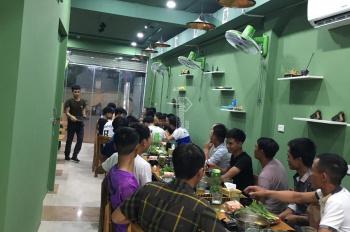 Sang nhượng cửa hàng lẩu - nướng - cơm ngon 50 Nhân Hòa - Nhân Chính