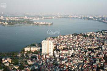 Căn 107m2 view hướng Đông Nam, tầng cao, view Hồ Tây, giá 5,7 tỷ, đủ đồ, tặng 120tr + HTLS 0%
