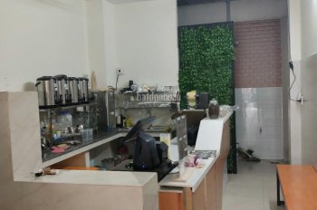 Cho thuê mặt bằng kinh doanh D1 nối dài, đang làm quán trà sữa, giá thuê 17tr/th, LH 0903379118