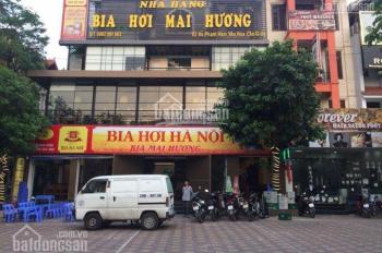 Mặt tiện rộng đến 15m, cho thuê đến 3 tỷ /năm, MP Lê Thanh Nghị, Lạc Trung, Minh Khai
